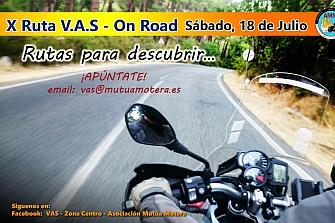 Xª RUTA VAS – On Road