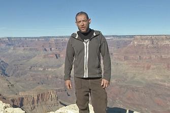 Miquel Silvestre apoya la Manifestación desde el Cañón del Colorado