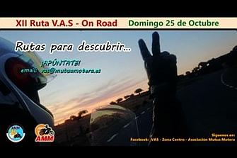 XIIª RUTA VAS - On Road  -