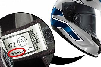 Alerta de riesgo casco BMW Sport Helmet