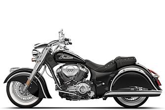 Fallo en el freno trasero de las Indian Classic, Chief Vintage, Chieftain, Roadmaster & Dark Horse