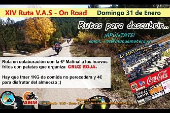 XIV RUTA VAS - On Road