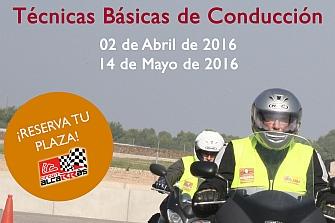 Curso de Técnicas de Conducción de Motocicletas