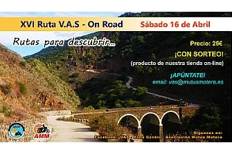 XVI Ruta VAS - On Road