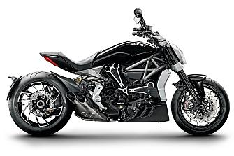 Montaje incorrecto de la rueda trasera de las Ducati X-Diavel S 2016