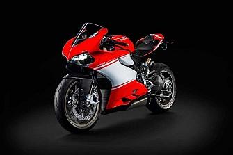 Riesgo de bloqueo de la rueda trasera en las Ducati Panigale Superleggera ABS