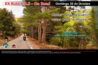 XX Ruta VAS - On Road