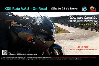 XXII Ruta VAS - On Road