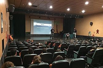 Nueva charla de Seguridad Vial en el Colegio Gredos San Diego