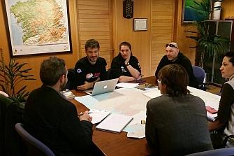 Xunta de Galicia crea las Primeras Carreteras con Tecnología Segura para Motoristas