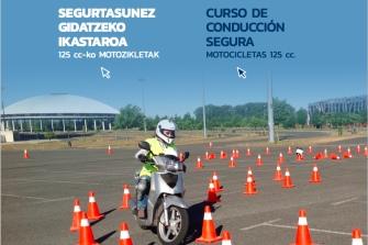 Cursos de Conducción de Motocicletas País Vasco 2017