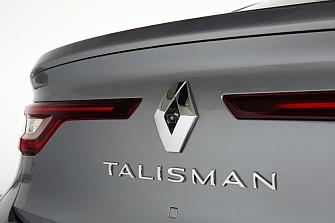 Alerta de riesgo Renault Talisman