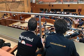 La Asamblea de Madrid aprueba incrementar la política de Seguridad Vial de los Motociclistas