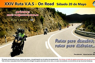 XXIV Ruta Vas On Road (20 de Mayo)