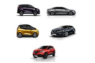 Fallo en los airbags laterales de varios modelos Renault