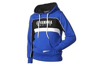 Sudadera con capucha Yamaha PADDOCK BLUE JUNIOR