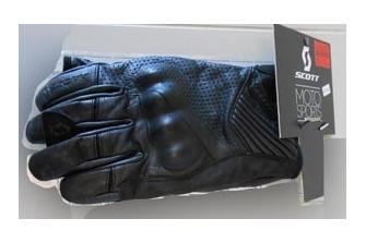 Riesgo químico en los guantes Scott Motosports