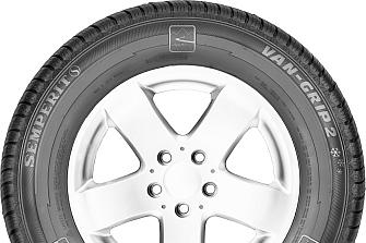 Fallo de fabricación en los neumáticos Continental Semperit Van-Grip
