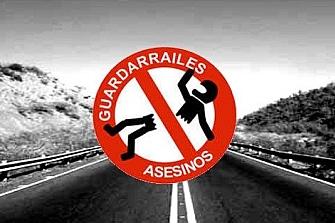 Impulsamos de nuevo la campaña de nuestros compañeros de StopGuardarrailes en Change.org