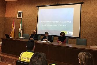DGT crea la Subcomisión de Educación Vial en Granada