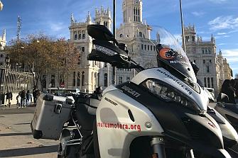 Reunión y Compromiso del Ayto. de Madrid con los Motociclistas
