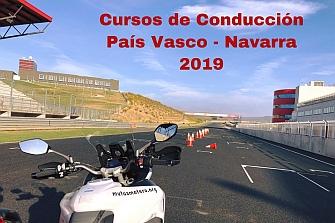 Cursos de Conducción País Vasco - Navarra 2019 (actualizado)