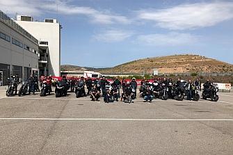 Escuela Nacional de Conducción de Motocicletas