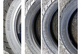 Neumáticos defectuosos Dunlop Trailmax Meridian