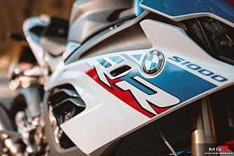 Fallo en los manguitos de las BMW  S1000RR