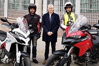 AMM pide a la Asamblea de Madrid un Plan Estratégico de Seguridad Vial 2021-2030