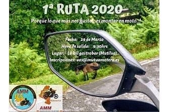 1ª Ruta VAS Navarra 2020
