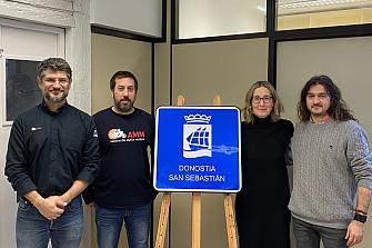 El Ayto. de Donostia/San Sebastián y AMM colaboran para mejorar la  Seguridad Vial de los Motoristas