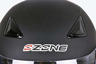 Alerta de riesgo casco Ozone A951