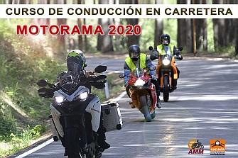 Cursos de Conducción en Carretera de Montaña Motorama Madrid