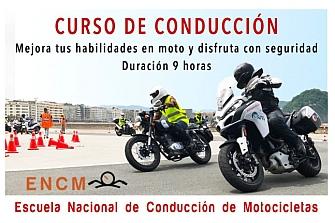 Próximo Curso de Conducción de Motocicletas en la provincia de Cádiz