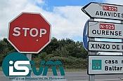Tres carreteras Gallegas declaradas en alerta por riesgo de disparos