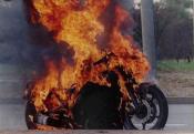 Informe de alertas de riesgo en motocicletas y equipación técnica para motoristas