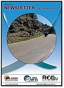 Segunda entrega del Boletín de Seguridad Vial