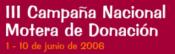 Campaña de Donación de sangre 2006