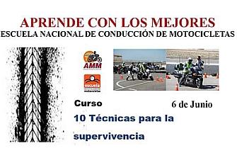 Curso de Conducción de Motocicletas (6 Junio 2015)
