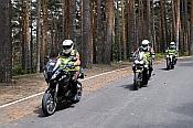CURSO DE CONDUCCIÓN DE MOTOCICLETAS MADRID 14 de marzo de 2015