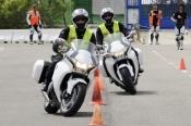 Curso de Conducción Segura de Motocicletas (Alcarrás 26/05/2013)