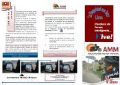 Difusión del nuevo tríptico de seguridad vial para usuarios de motocicletas