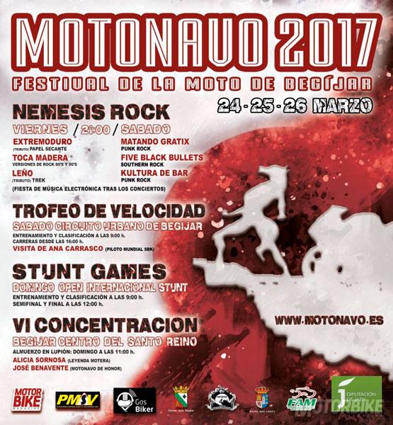 Motonavo 2017