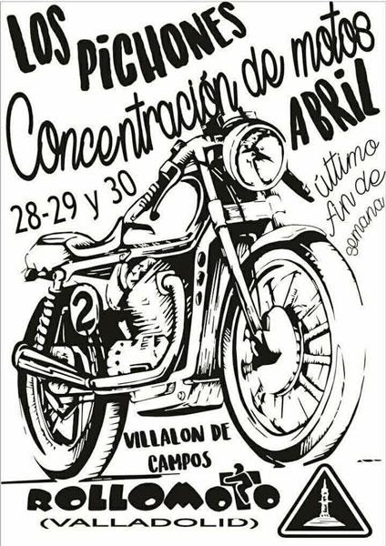 """XIII CONCENTRACION MOTERA """"LOS PICHONES"""""""