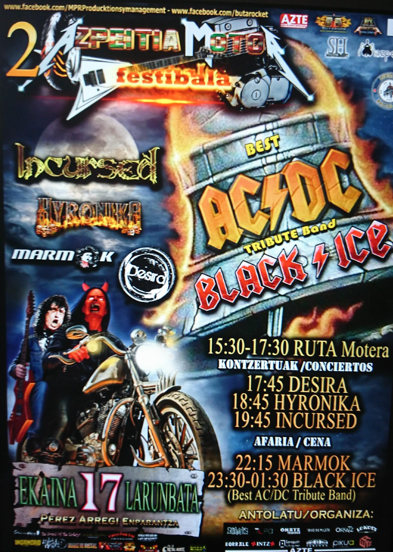 2 FESTIVAL MOTERO AZPEITIA GUIPÚZCOA