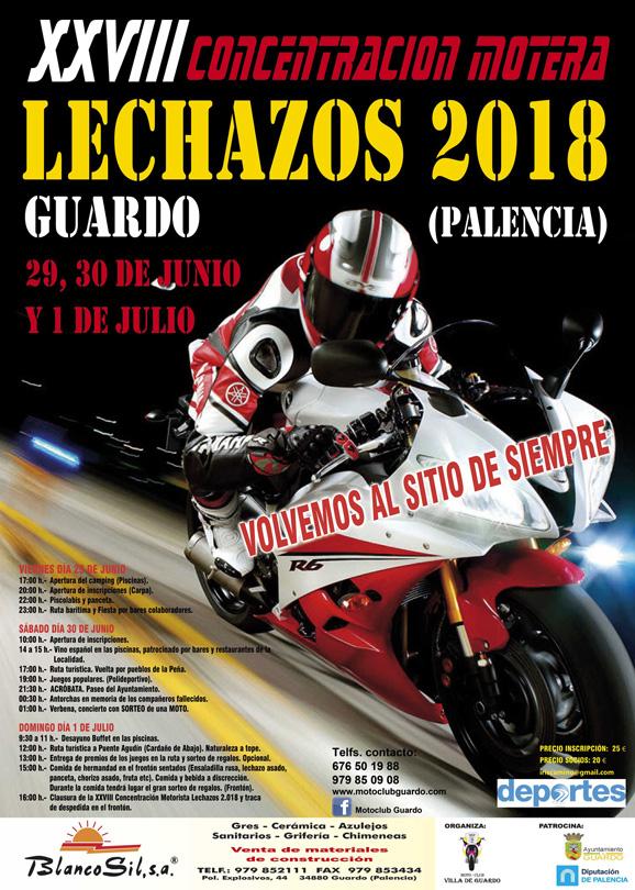 XXVIII Concentración LECHAZOS 2018