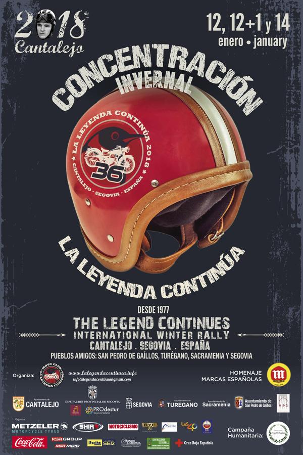 La Leyenda Continúa 2018