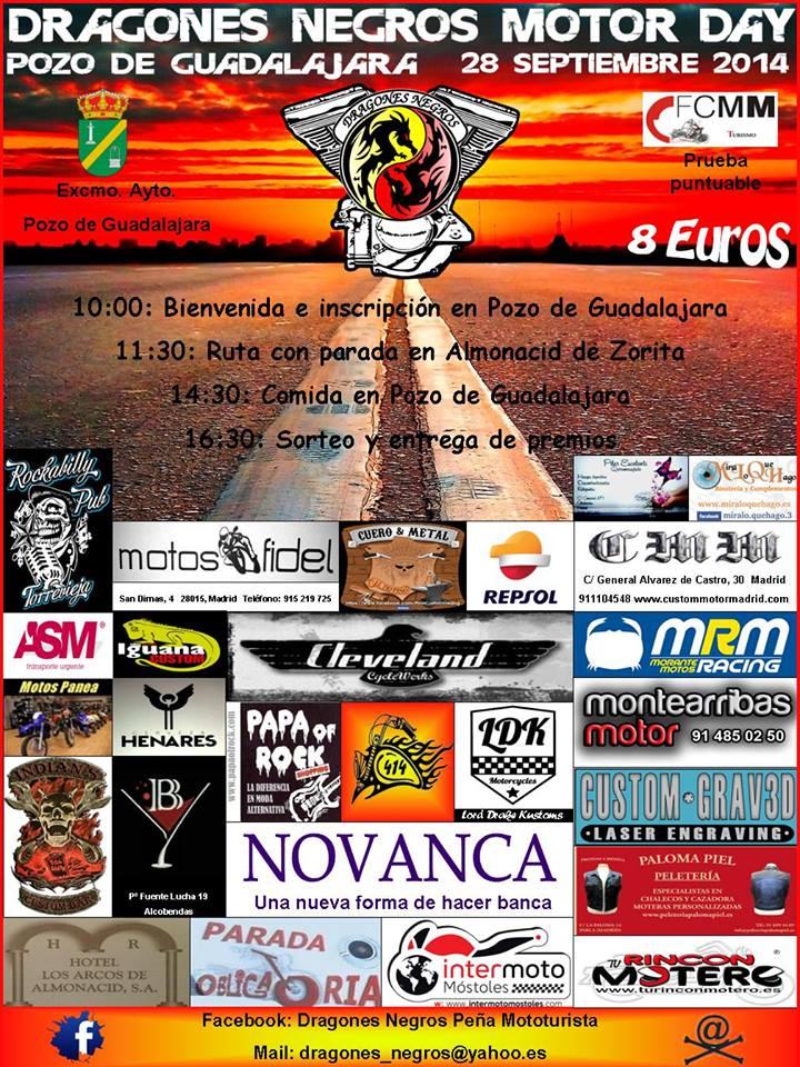 Dragones Negros Motor Day