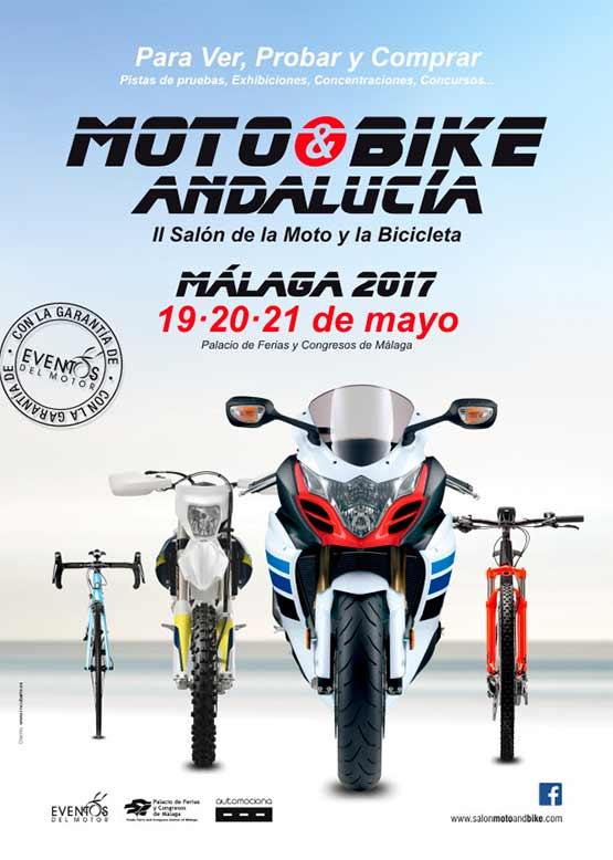 2ª Edición Moto & Bike Andalucía 2017